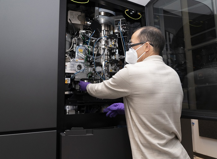 Science Begins at Brookhaven Lab's New Cryo-EM Research Facility