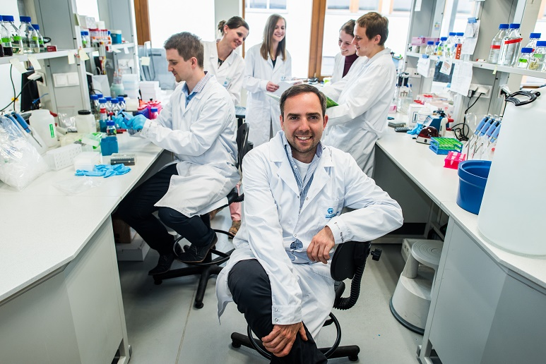 Scientist from the SOLARIS team awarded with the prestigious ERC Grant