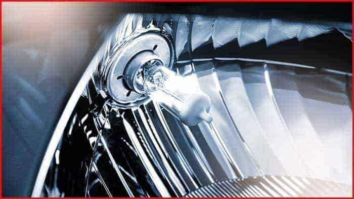 Common reasons for halogen headlights