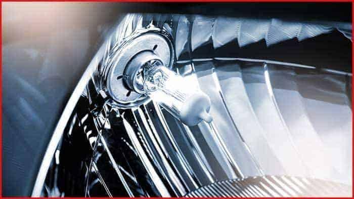 Common reasons for halogen headlights