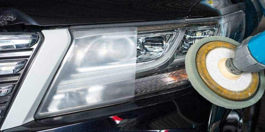 Remove Deep Scratches From Headlights