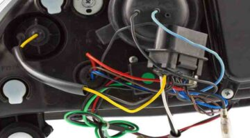 How to Fix Headlight Wiring