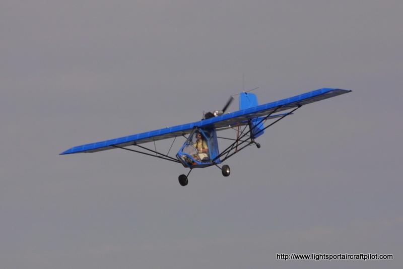 T Bird ultralight aircraft pictures, T Bird experimental