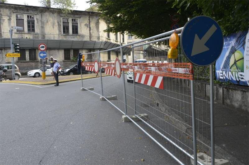 Via Verdi, Code Per Il Cantiere A2a «lavori Da Fare Solo