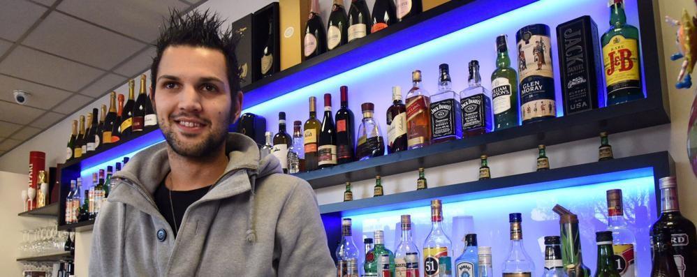 In Via Bianzana Bar Aperto 24 Ore Su 24 Cafè Marilyn Gestito