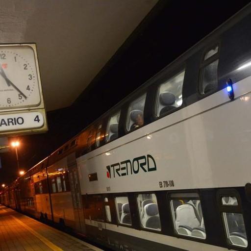 Due nuovi treni negli orari di punta sulla MilanoTreviglioBrescia  Bassa Bergamasca Treviglio