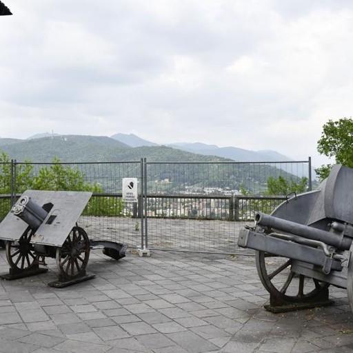 La terrazza della Rocca non riapre Le fondamenta sono troppo fragili  Bergamo citt Bergamo