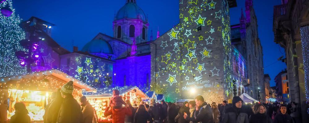 Balocchi idea per il 2018 Luci anche in altre piazze  Como citt Como
