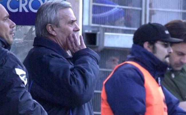 Inter è Morto Gigi Simoni Amava Appiano E Il Lago Sport