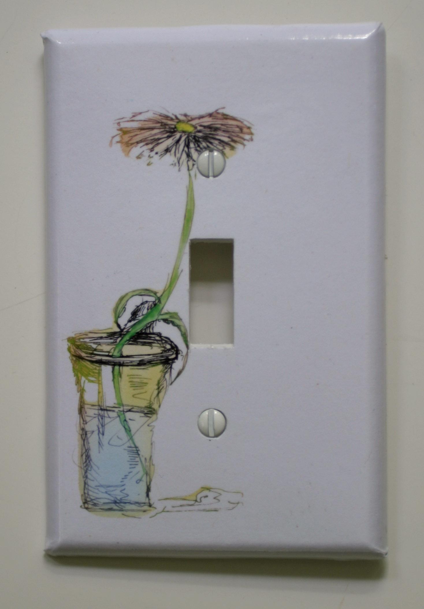 Decorative Light Switch Plate Cover Gallery IDILLARD