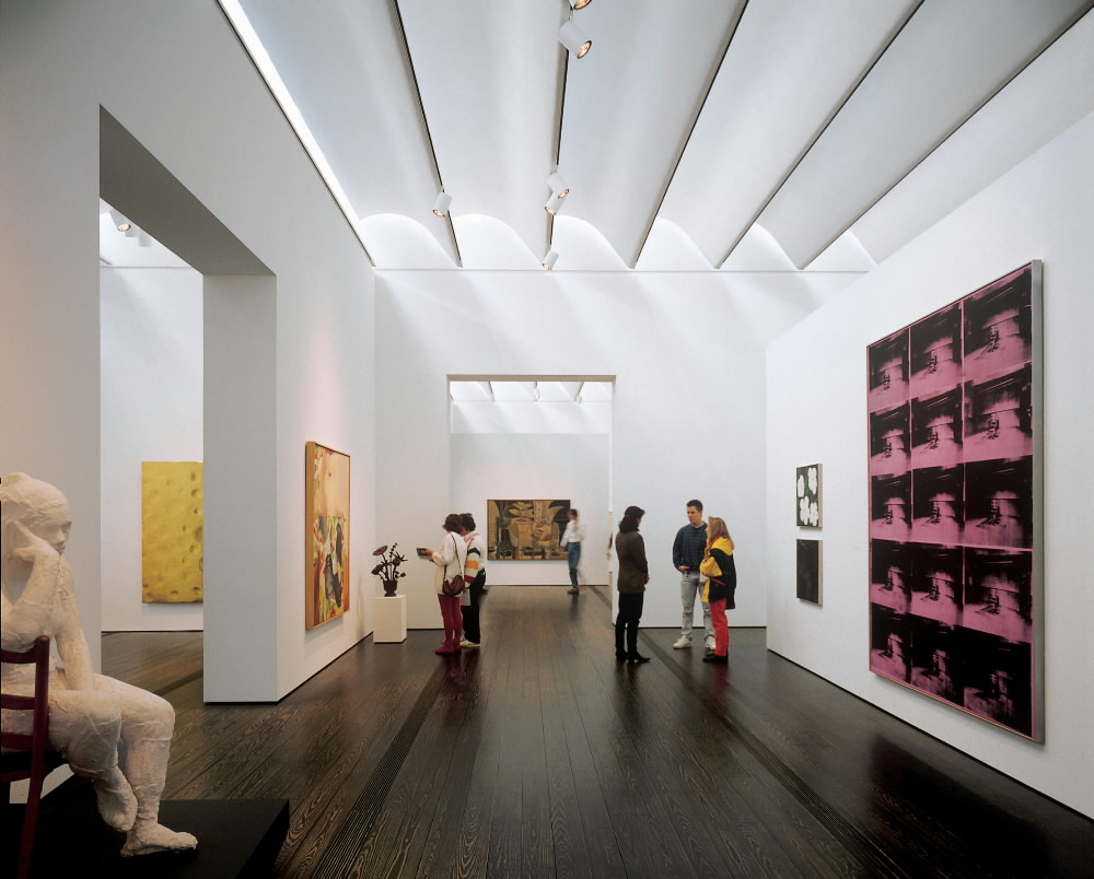 The Menil Collection  Light_territory