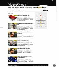 NewsSetter - Layout 3
