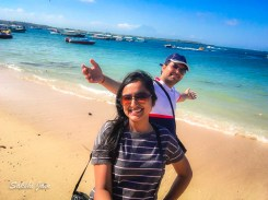 Fun times at Nusa Dua Beach