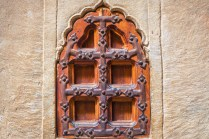 Smallest door in the haveli