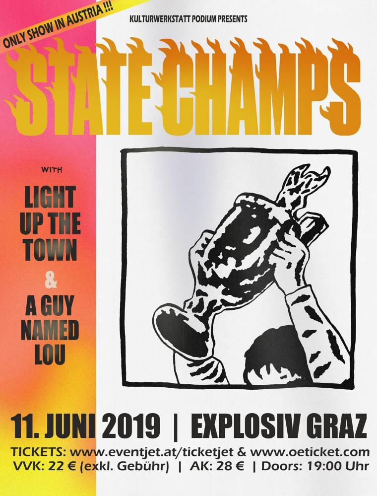 Light Up The Town State Champs