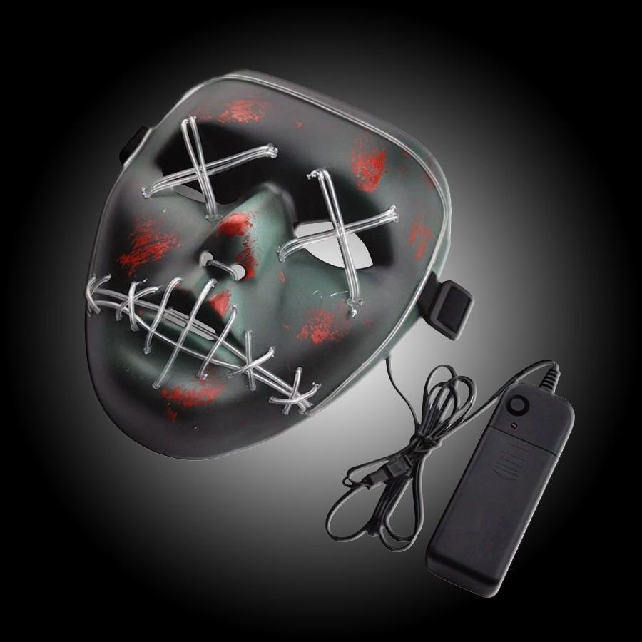 light up the purge mask 2