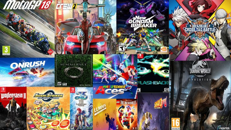 Video Game Covers