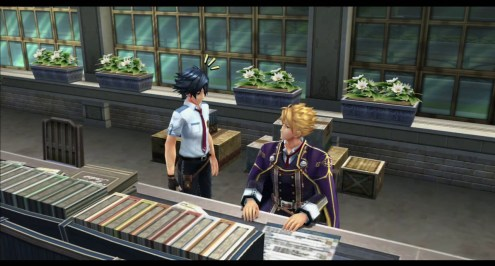 Swimming Lessons Trails of Cold Steel