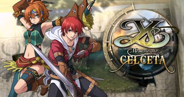 Ys:Memories of Celceta