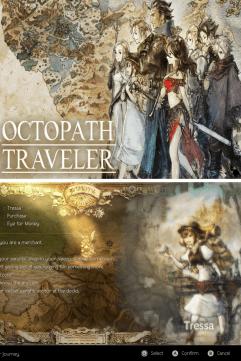 Octopath Traveler_ Tressa