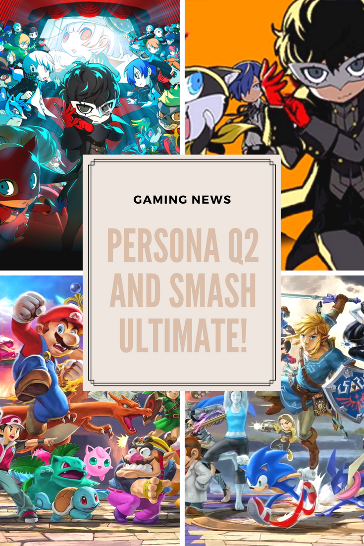 Smash Ultimate Direct Announced and Person Q2 Release Date