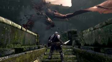 Nintendo-Switch-Dark-Souls-Remastered-Hellkite-Screenshot