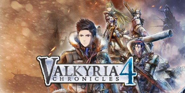 Valkyria Chronicles 4 (PS4, Xbox One, Switch, PC)