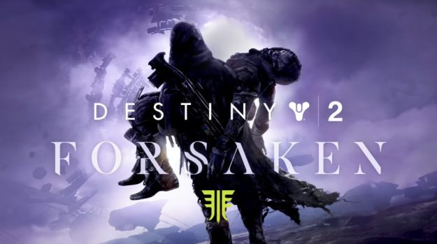 Destiny 2: Forsaken (PS4, Xbox One, PC)