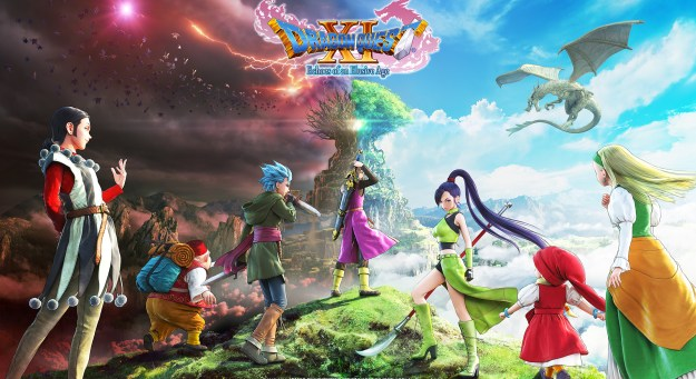 Dragon Quest XI: Echoes of an Elusive Age (PS4, PC)