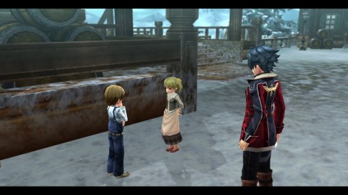Trails of Cold Steel 2 Hidden Side Quest Leaf It To Me