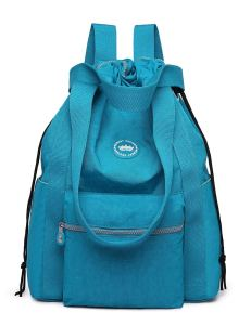 Crest Design Water Repellent Nylon Multipurpose Backpack