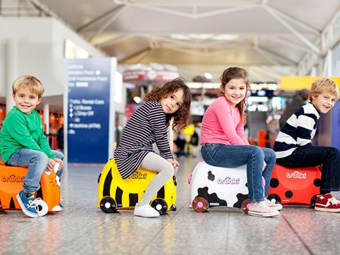 Best Ride on Suitcase for 7 Year Old – Toddlers Luggage