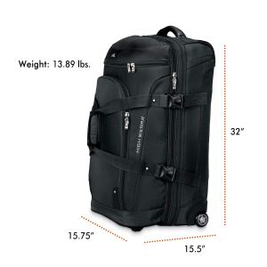 high sierra best luggage for study abroad