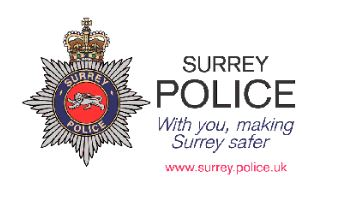 Surrey Police crime bulletin for Surrey Heath: October 2016 – Update 3