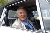 7-Reg and his Triumph Stag