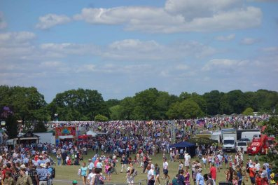 1-National Armed Forces Day at Stoke Park