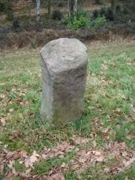 3-The Darby Stone - on A30-nr Caesar's Camp Road junction