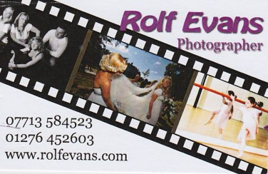 Rolf Evans