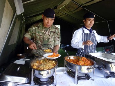 13-Excellent Gurkha curry