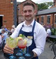 16-Joe, a gin expert delivers our order