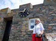 4-Jany and the clock dail