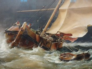detail-in-a-dutch-beurtman-aground-on-the-terschelling-sands-by-e-a-cooke-1865