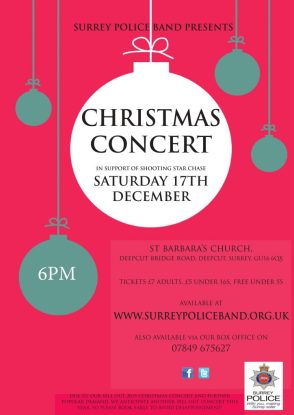 surrey-police-band-christmas-concert-2016
