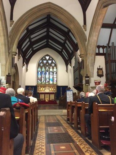 1-St Anne's Church, Bagshot