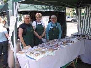 1-Windlesham Country Market stall