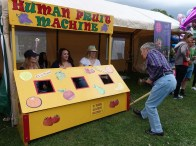 13-Me at the Human Fruit Machine