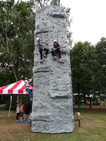 6-Climbing Wall for kids