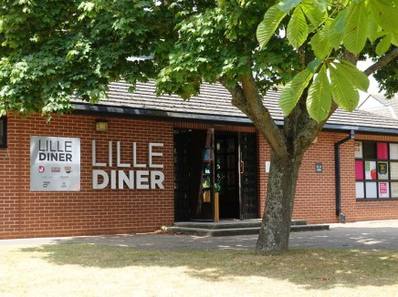 1-Lille Barracks, Aldershot