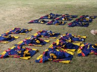2-Rugby Sevens kit laid out