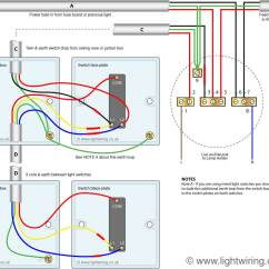 2 Way Switching Wiring Diagram Pioneer Avic Z110bt Switch Light